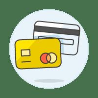 carte de credit illustration