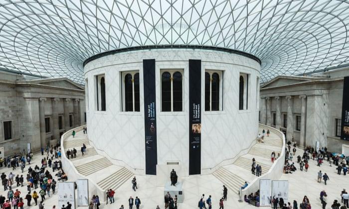 British Museum Musée londres