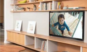 image de télé avec Alexa et VPN