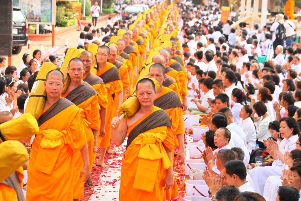 meteo et évènement Thaïlande