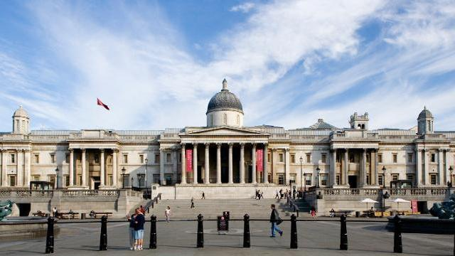 National gallery Musée londres