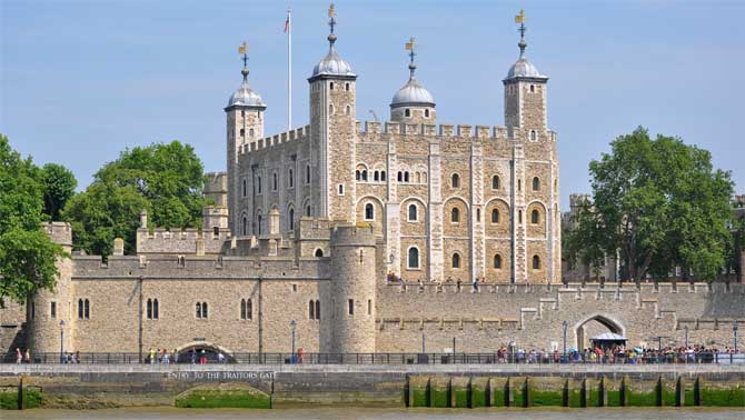 tower of london Musée londres