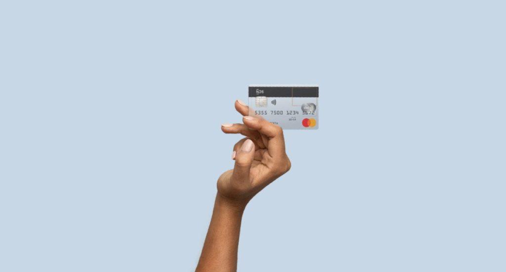 Avis N26 carte bancaire et banque en ligne