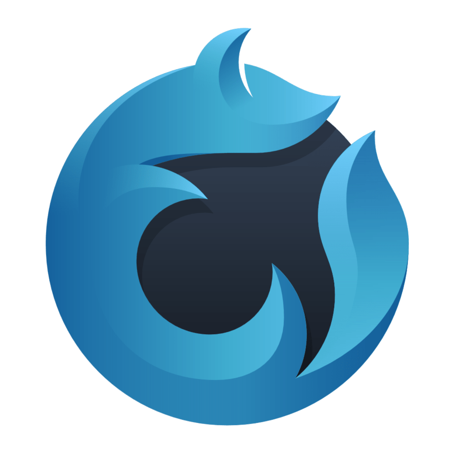logo waterfox
